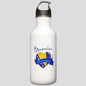 Bosnian Princess Stainless Water Bottle 1.0L