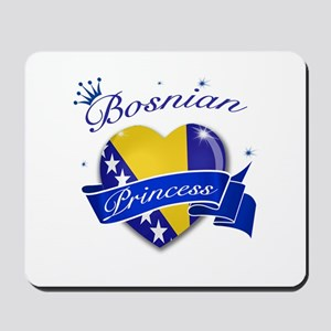 Bosnian Princess Mousepad