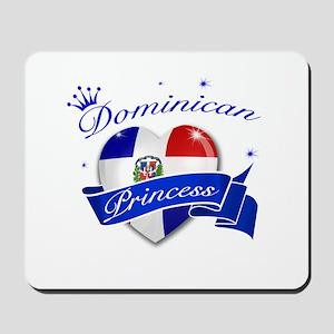 Dominican Princess Mousepad