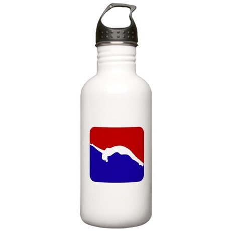 Tumbling Gymnast Stainless Water Bottle 1.0L