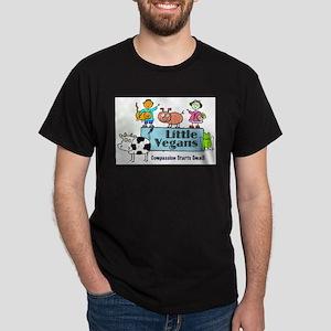 Little Vegans Dark T-Shirt
