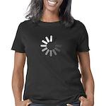 loadingwhite Women's Classic T-Shirt
