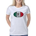 mex-oval-colors Women's Classic T-Shirt