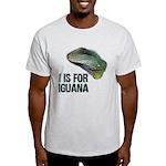 I Is For Iguana Light T-Shirt