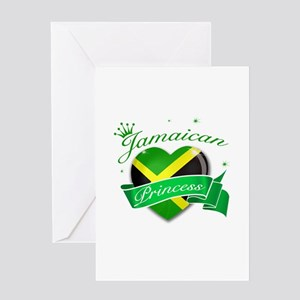 Jamaica Greeting Cards Cafepress