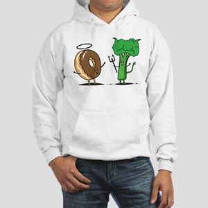 Witty Hooded Sweatshirt