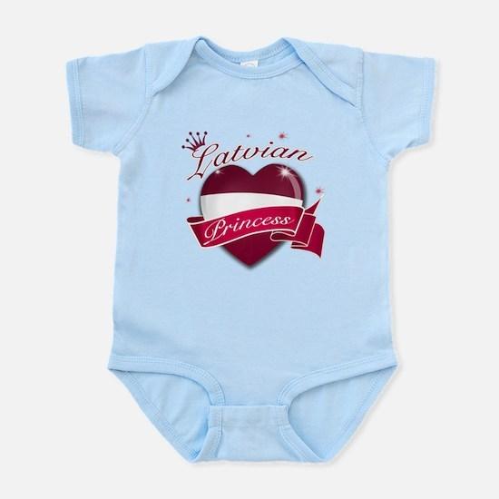 Latvian Princess Infant Bodysuit
