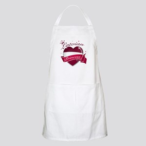 Latvian Princess Apron