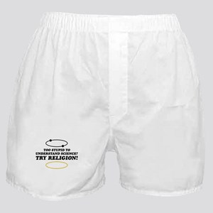 Try Religion Boxer Shorts