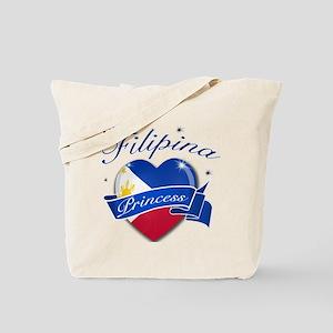 Filipino Princess Tote Bag