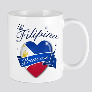 Filipino Princess Mug