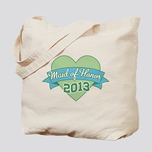 Heart Maid of Honor 2013 Tote Bag