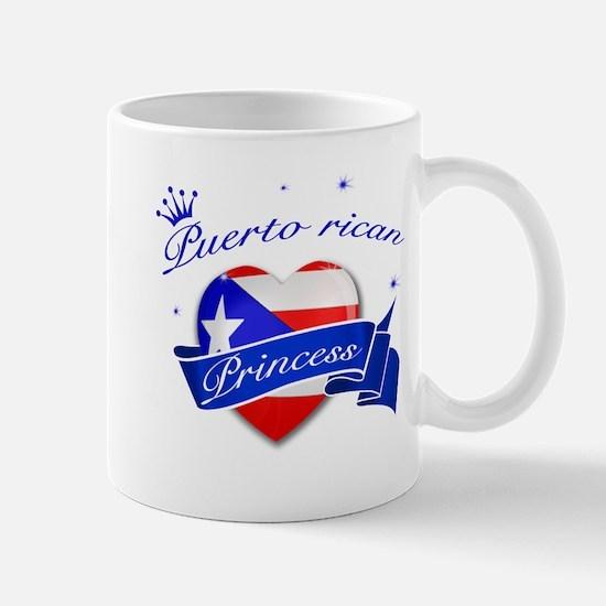 Puertorican Princess Mug