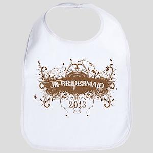 2013 Grunge Jr Bridesmaid Bib