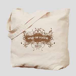 2013 Grunge Maid of Honor Tote Bag