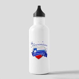 Slovenian Princess Stainless Water Bottle 1.0L