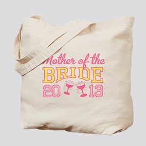 Mother Bride Champage 2013 Tote Bag