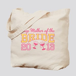 Step-mother Bride Champage 20 Tote Bag
