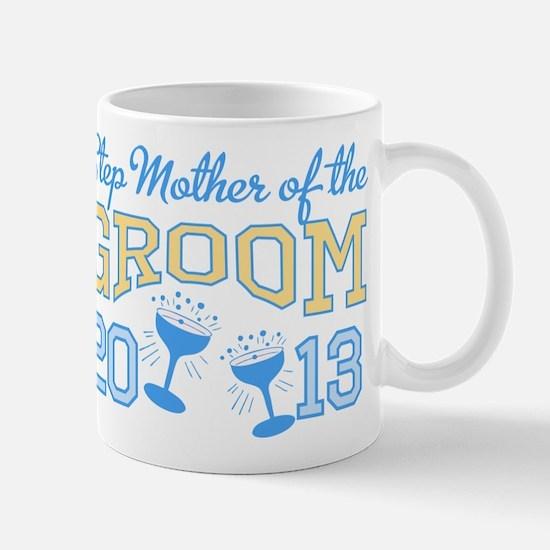 Step-mother Groom Champagne 2 Mug