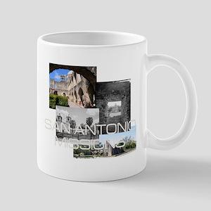 ABH San Antonio Missions Mug