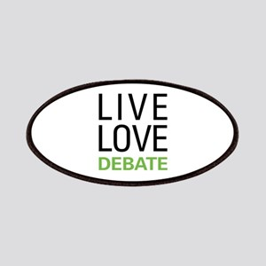 Live Love Debate Patches