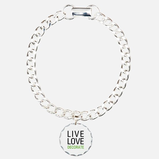 Live Love Decorate Bracelet
