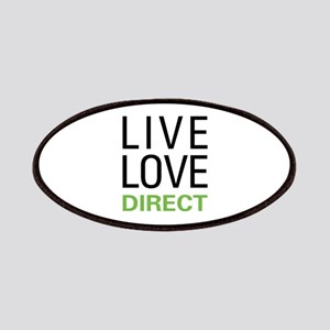 Live Love Direct Patches