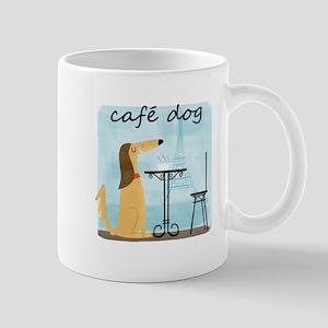 Cafe Dog Mug