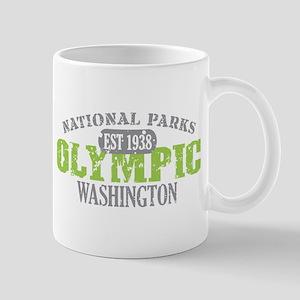 Olympic National Park WA Mug