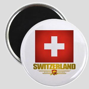 """Swiss Pride"" Magnet"