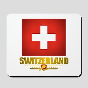 """Swiss Pride"" Mousepad"
