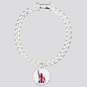 Statue of LiBrity Charm Bracelet, One Charm