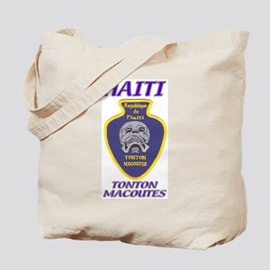 Haiti Tonton Macoutes Tote Bag