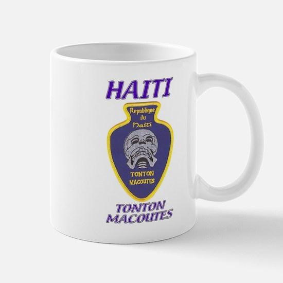 Haiti Tonton Macoutes Mug
