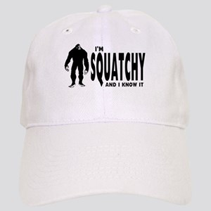 I'm Squatchy and I know it Cap