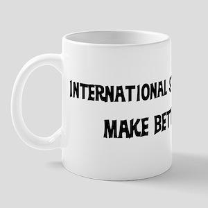 International Studies Teacher Mug