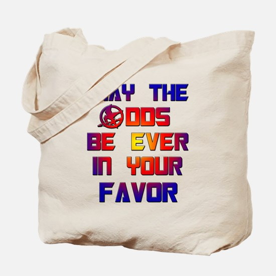 May the odds ever in your fav Tote Bag