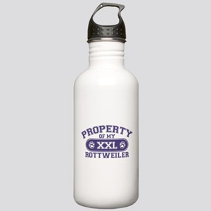 Rottweiler PROPERTY Stainless Water Bottle 1.0L