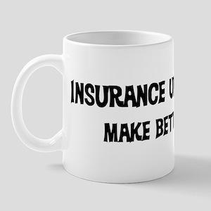 Insurance Underwriters: Bette Mug