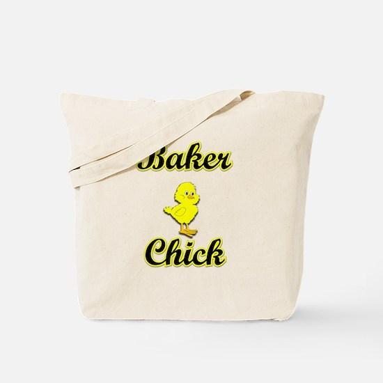 Baker Chick Tote Bag