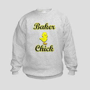 Baker Chick Kids Sweatshirt