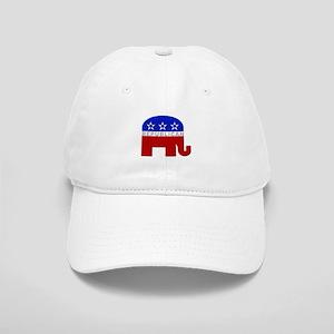 Republican Elephant Logo - Cap