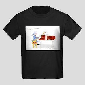 Practice mainains Perfect Piano T-Shirt