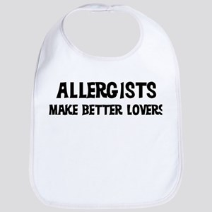 Allergists: Better Lovers Bib