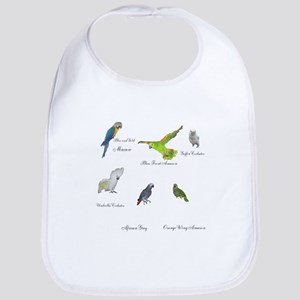 Parrot Bib