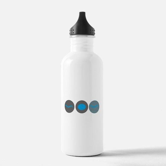 2012 Development & Gene Expre Water Bottle