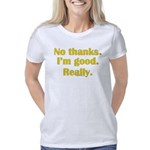 No Thanks Women's Classic T-Shirt