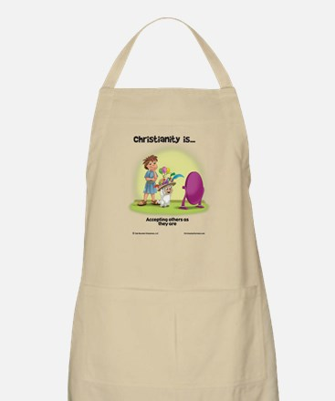Accepting Others Apron