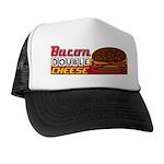 Bacon Double CHEESE! Trucker Hat