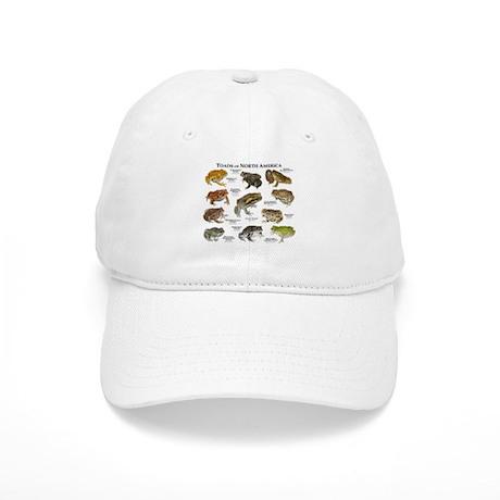 Toads of North America Cap